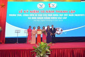 80 nghìn lượt khách tham quan tại Công viên Di sản các nhà khoa học Việt Nam