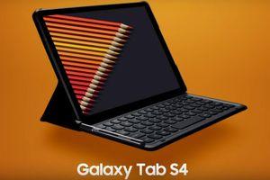 Samsung gây sốc khi tung video quảng cáo truyền hình thiết bị Samsung Galaxy Tab S4