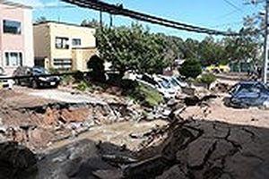 Sau siêu bão và động đất, Nhật Bản tiếp tục đối mặt với rung chấn mạnh