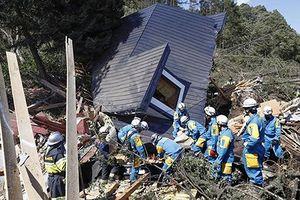 42 người chết do động đất tại Nhật Bản