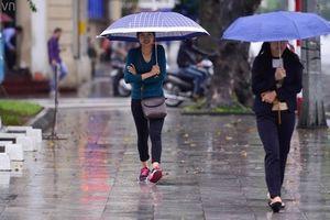 Thời tiết ngày 9/9: Hà Nội se lạnh, miền Trung mưa lớn