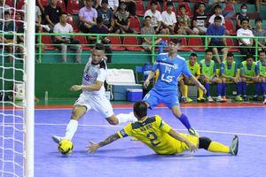 Futsal HDBank VĐQG 2018: Thái Sơn Nam tiếp tục bám đuổi ngôi đầu