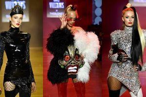 'Nóng mắt' phong cách phản diện Disney lên sàn thời trang New York