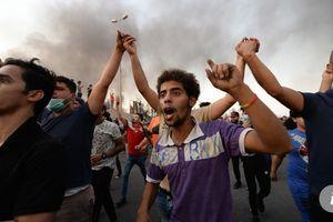 Iraq có bằng chứng Mỹ đứng đằng sau làn sóng bạo lực tại Basra