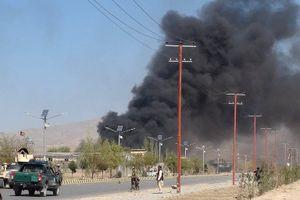 Afghanistan: Taliban tấn công khiến 20 nhân viên an ninh thiệt mạng