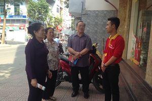Hạt nhân trong tuyên truyền pháp luật tại các khu dân cư