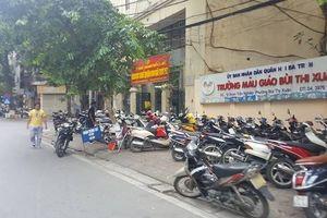 Hồi âm về phản ánh tình trạng vi phạm trật tự đô thị ở phường Lê Đại Hành