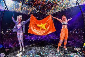 Music Festival trở lại Hà Nội bằng dàn DJ 'khủng'