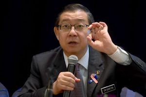 Malaysia chính thức hủy các dự án trị giá 3 tỷ USD với Trung Quốc
