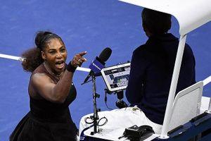 Thua đau chung kết, Serena Williams còn mất gần 400 triệu đồng