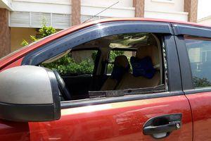 Bình Dương lại xảy ra tình trạng đập kính ô tô trộm tài sản