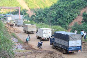 Những hình ảnh thông tuyến ở Mường Lát đi TP Thanh Hóa