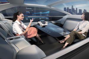 Concept 'phi cơ mặt đất' của Volvo