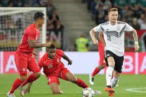 Sức trẻ lên ngôi, Đức thắng Peru 2 - 1