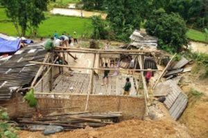 Nhiều vướng mắc trong di dân khỏi vùng thiên tai ở Điện Biên
