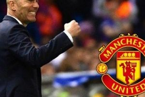 HLV Zidane chấm 4 'bom tấn', sẵn sàng về M.U