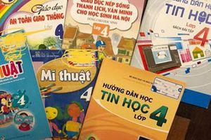 Tận thu sách giáo khoa