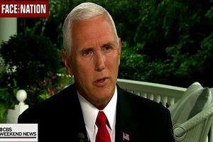 Tổng thống Donald Trump đối mặt đảo chính: 'Phó tướng' liên quan?