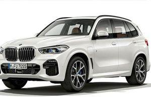 Ra mắt SUV hybrid BMW X5 xDrive45e siêu mạnh