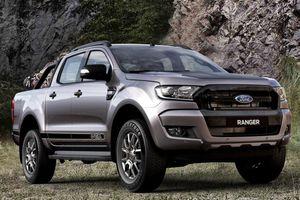 Bảng giá xe ô tô Ford mới nhất tháng 9/2018: 'Ông hoàng bán tải' Ford Ranger giá từ 634 -925 triệu đồng