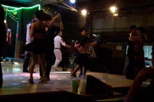 Bước nhảy đam mê: Tín đồ khiêu vũ