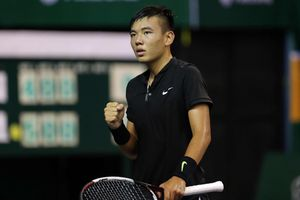Lý Hoàng Nam tiếp mạch thắng ở giải quần vợt nhà nghề Thổ Nhĩ Kỳ