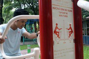 Hơn 363 tỉ đồng cải thiện tầm vóc và thể lực người Hà Nội