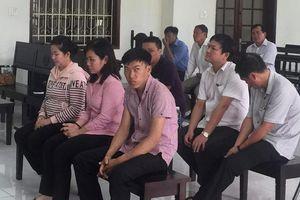 Tuyên án vụ thất thoát hơn 100 tỉ đồng tại Công ty lương thực Vĩnh Long