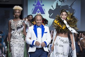 Diệu Huyền được chọn làm vedette ở Couture Fashion Week New York