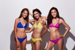 Minh Tú đọ dáng nóng bỏng cùng dàn huấn luyện viên 'Asia's Next Top Model'