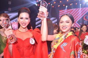 Học trò Hương Giang Idol đăng quang Siêu mẫu Việt Nam 2018