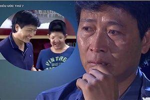 Xem lại chuyện đẫm nước mắt của bố con Quốc Tuấn ở 'Điều ước thứ 7'