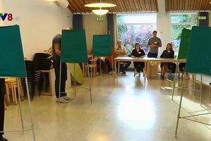 Thụy Điển tổ chức tổng tuyển cử