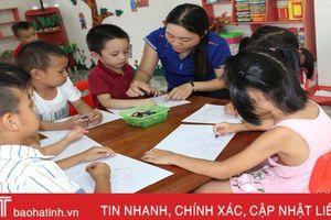 Mở 'nút thắt' hoạt động bán trú trường học ở Hà Tĩnh