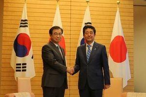Giám đốc NIS thông báo với Thủ tướng Abe về chuyến thăm Triều Tiên