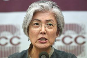 Ngoại trưởng Hàn Quốc Kang Kyung-wha sẽ đồng chủ tọa tại WEF