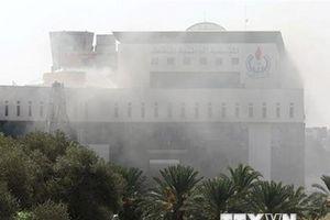 Thêm thông tin về vụ tấn công tập đoàn dầu mỏ quốc gia Libya
