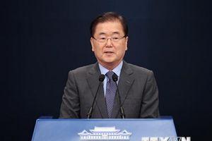 Quan chức Hàn Quốc chia sẻ với Nga về kết quả chuyến thăm Triều Tiên