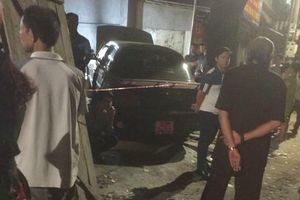 Hà Nội: Điều tra vụ thợ sửa chữa ô tô tử vong dưới gầm xe