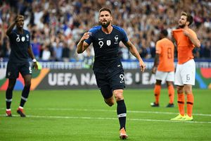 Kết quả trận Pháp vs Hà Lan, UEFA Nations League