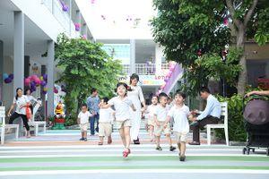Phú Đông khánh thành trường mầm non chuẩn quốc tế