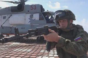 Không quân, hải quân Nga tập trận dằn mặt Mỹ-NATO trên biển Địa Trung Hải