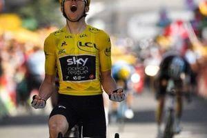 CHÍNH THỨC: Team Sky 'trói chân' thành công nhà vô địch Tour de France 2018