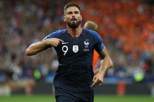Pháp 2-1 Hà Lan: Ngôi sao sáng trở lại