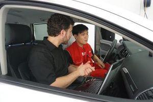 Audi Việt Nam thực hiện tuần lễ chăm sóc xe toàn diện cho khách hàng