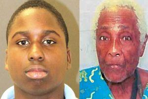 Chấn động bé trai 14 tuổi cưỡng hiếp và giết cụ già 83 tuổi