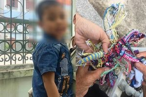 Xử vụ container tông Innova trên cao tốc: Cảm động món quà tài xế container tặng con trai