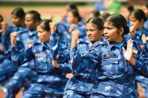 Ấn Độ lần đầu có đội nữ đặc nhiệm