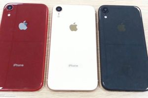 Tin đồn cuối cùng về iPhone 2018: iPhone XC, iPhone XS và iPhone XS Max?