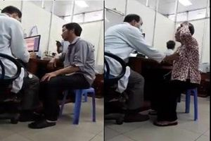 Xôn xao clip bác sĩ khám 'siêu tốc' 2,5 phút cho 5 bệnh nhân